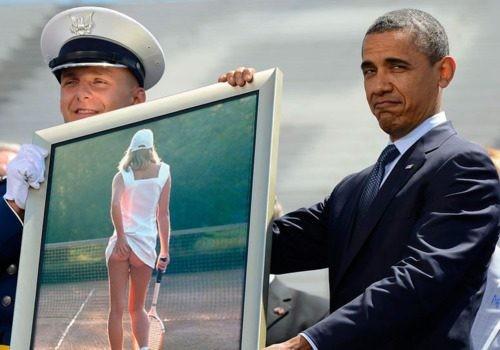 Obama, amante del arte