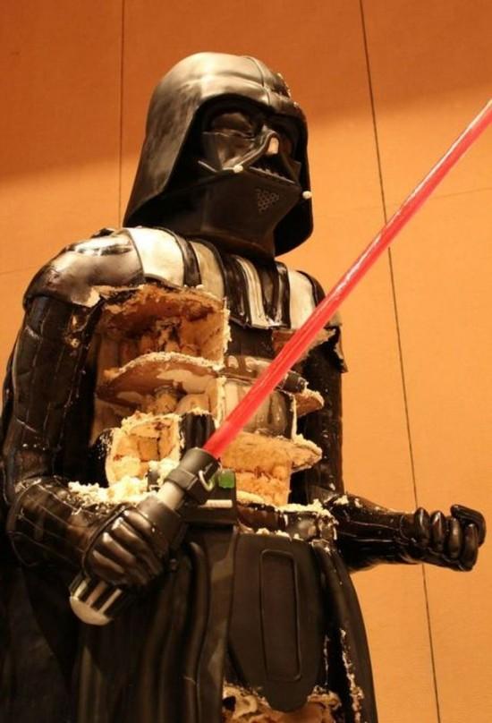 Pastel Darth Vader