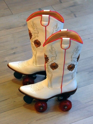 Patines rodeo