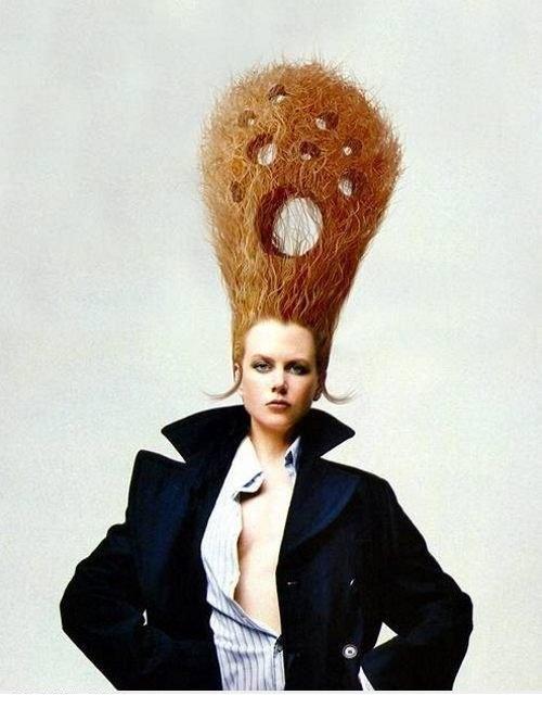 Peinado Gruyere
