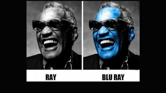 Ray & Blueray