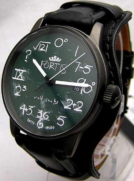 Reloj geek