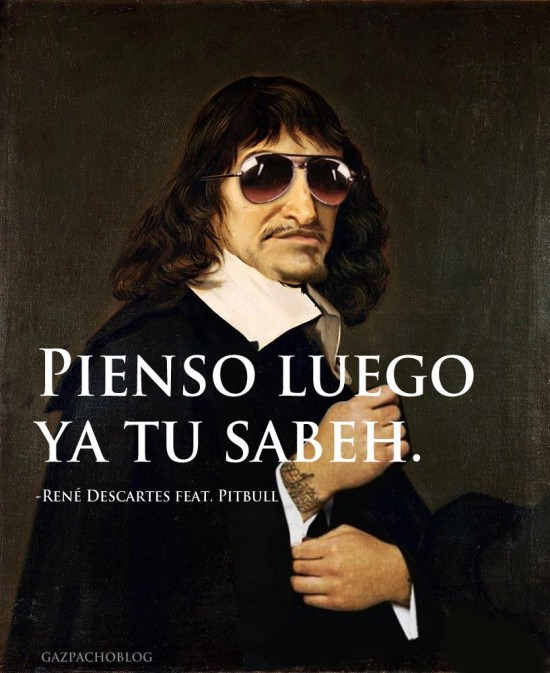 René Descartes feat. Pitbull