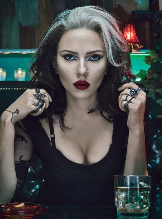 Scarlett Johansson Halloween