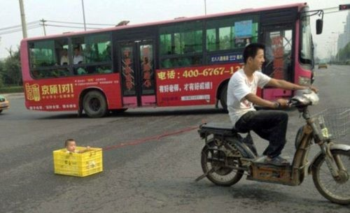 Sidecar en China