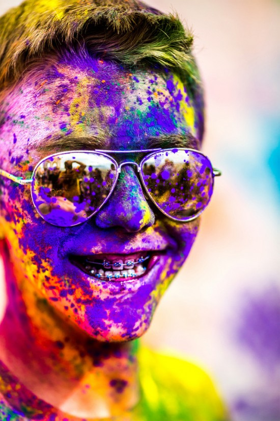 Sonrisa a todo color