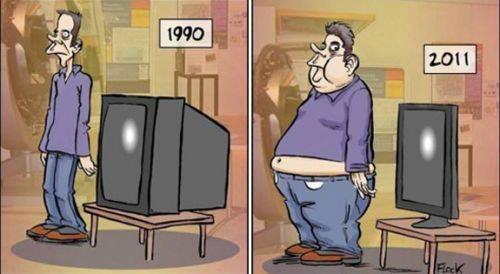 Tecnología: antes y ahora