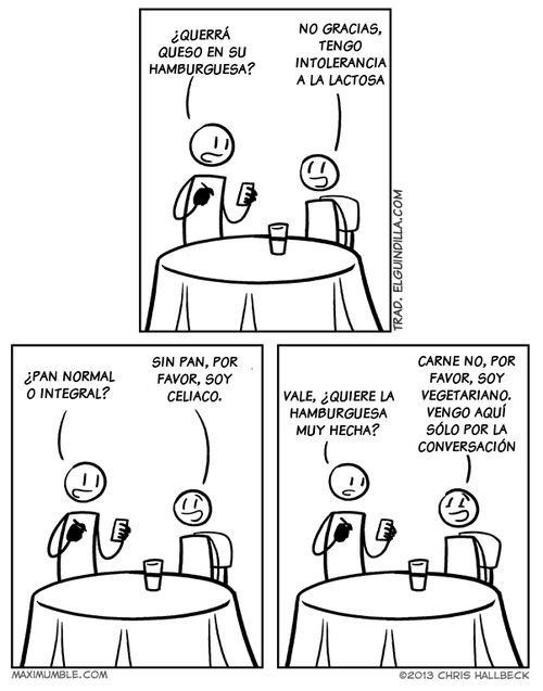 La importancia de la conversación