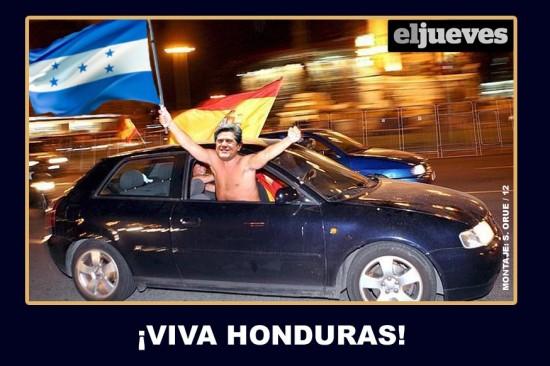 Viva Honduras
