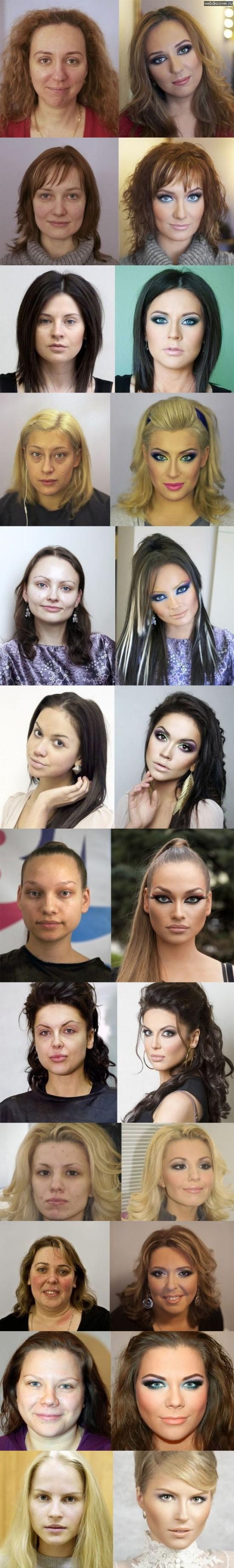 Viva el maquillaje