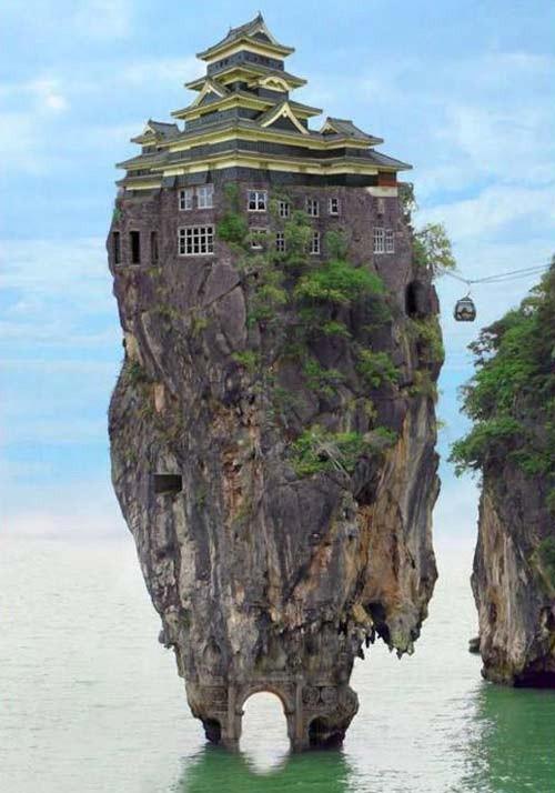 ¿Vivirías aquí?