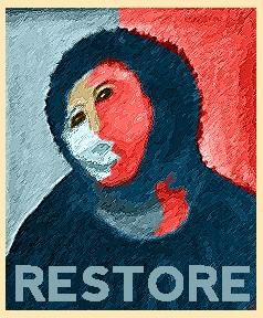 Restauración Ecce Homo, Yes we can
