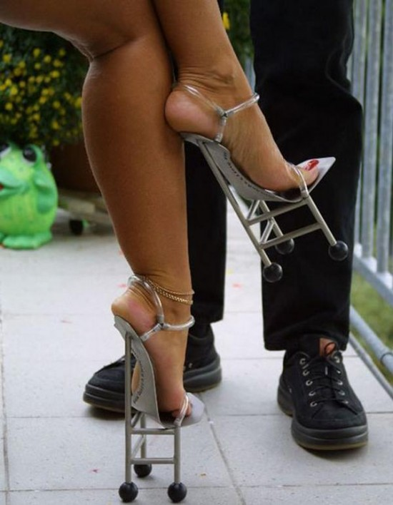 Zapatos increíbles (I)