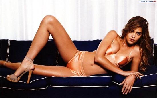 Ana Beatriz Barros, modelo de Victoria´s Secret