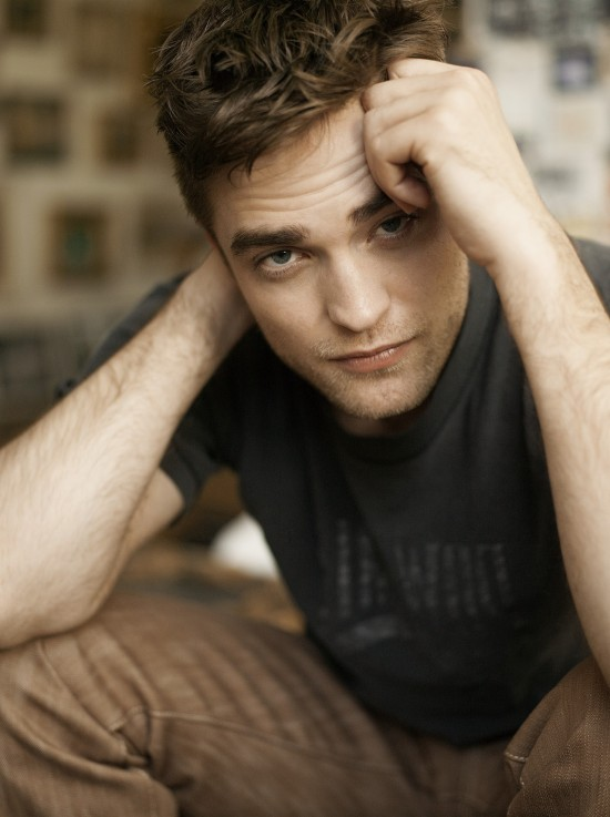 Robert Pattinson en Amanecer