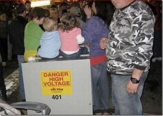La seguridad es lo primero I