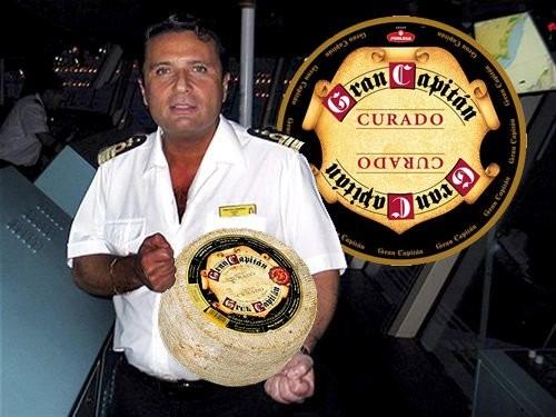La nueva imagen del queso Gran Capitán