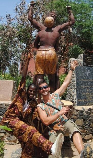 Guía en rutas por Senegal (recomendación).