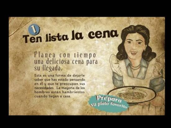 11 reglas para la buena esposa (1)