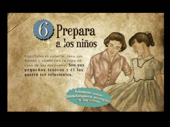 11 reglas para la buena esposa (2)