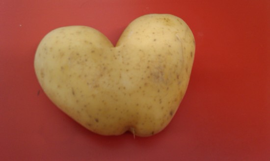Un amor de patata
