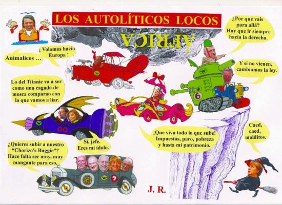 Los Autolíticos Locos