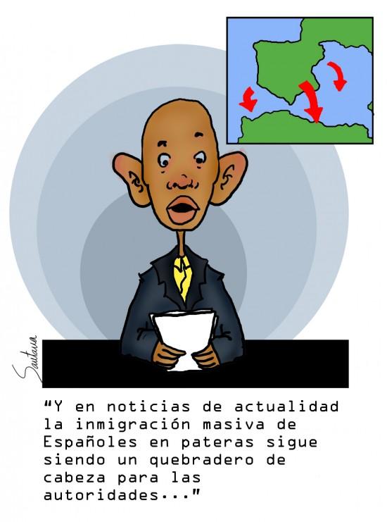 Noticias en África