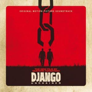 Banda sonora de Django desencadenado de Tarantino