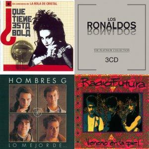 Pop-Rock Español Desde los 80