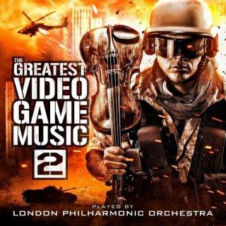 La mejor música de videojuegos volumen 2