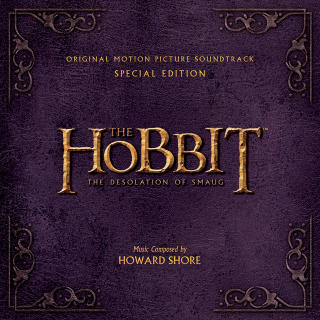 Banda sonora de El Hobbit la desolación de Smaug - BSO