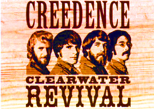 Creedence clearwater revival grandes xitos en spotify for Banda sonora de el jardin secreto