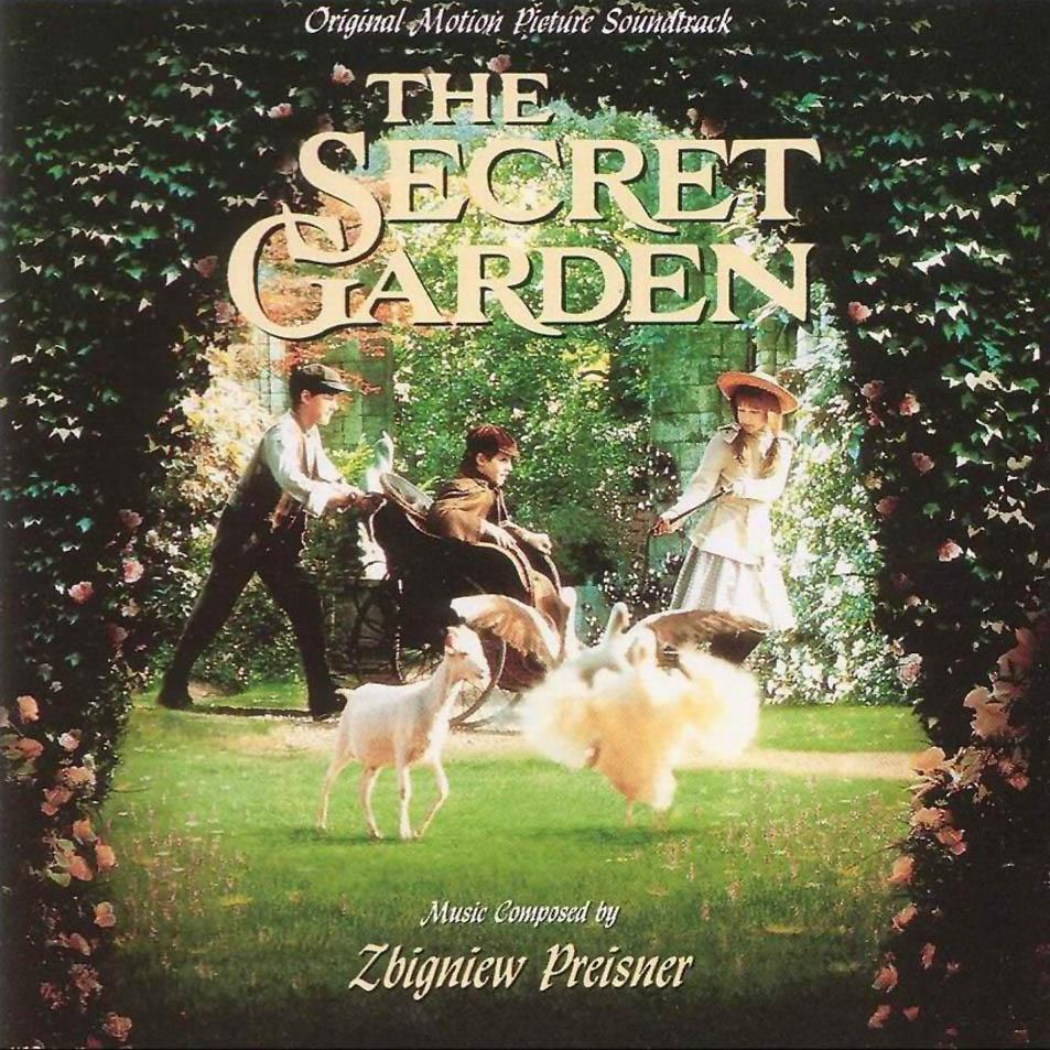 Banda sonora de el jard n secreto bso for Bazzel el jardin de los secretos