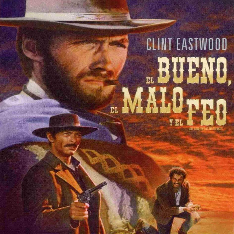 Ennio Morricone El bueno el malo y el feo Soundtrack Original