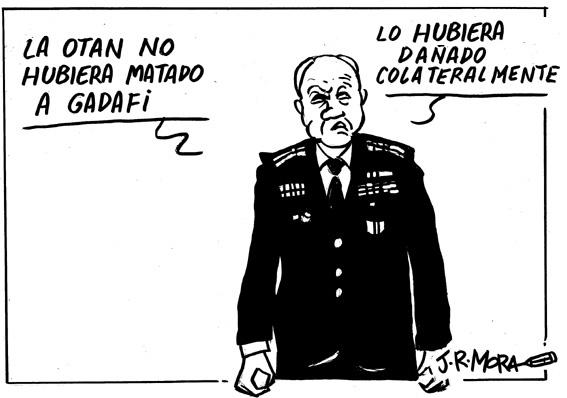 La Ota. J.r. Mora