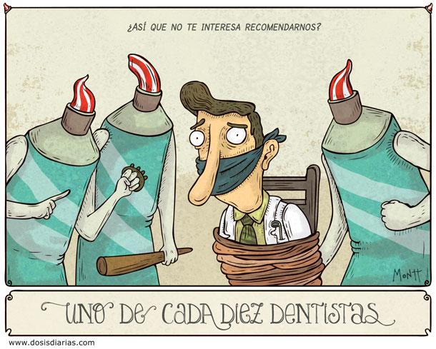 El Dentista Que No Recomienda El Producto
