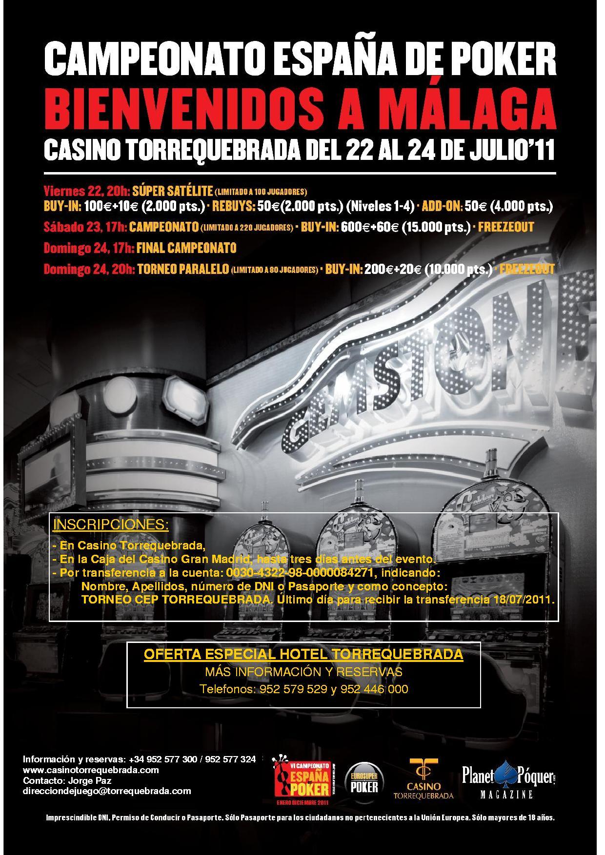 Seneca niagara casino poker los resultados del torneo
