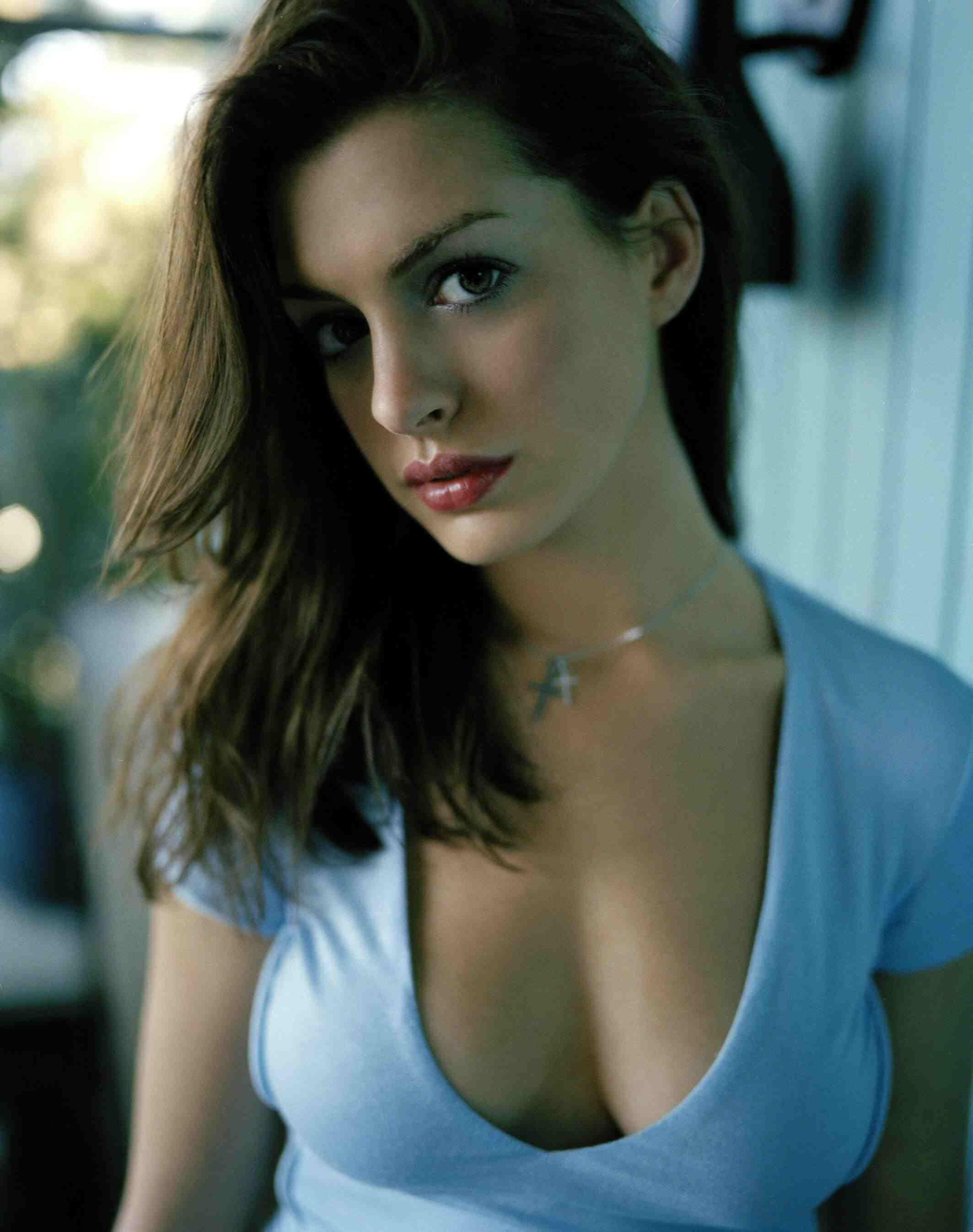 Anne Hathaway, protagonista de Los Miserables.