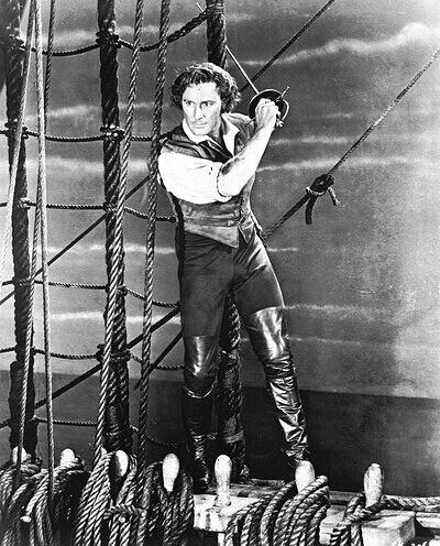 Errol Flynn Pirata