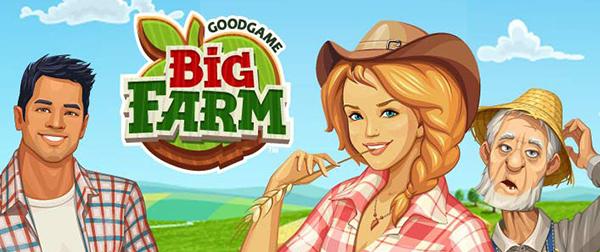 Big Farm: juego online de granja