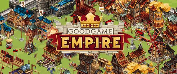 Goodgame Empire: juega gratis online